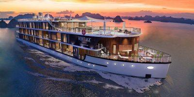 Heritage Cruises Sailing