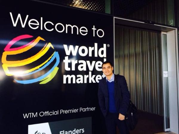 CEO of Heritage Cruises at WTM London 2019