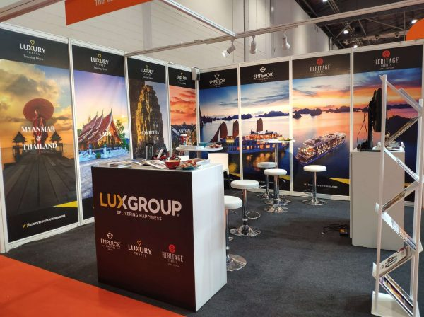 Lux Group at WTM London 2019
