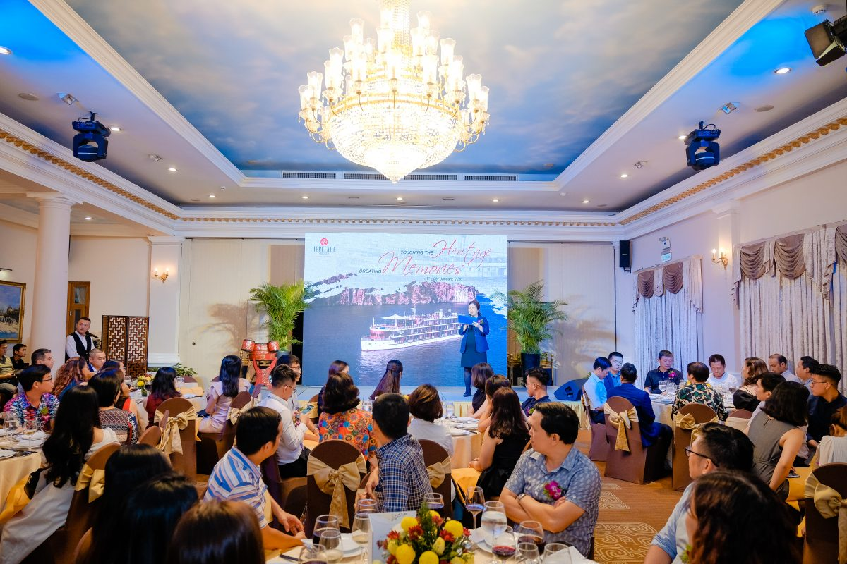 The introduction of new brand in Halong Bay, Lan Ha Bay